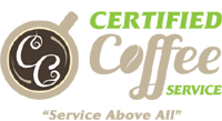 Certified Coffee Service, Inc Logo